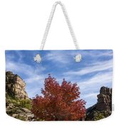 Autumn In Glenwood Canyon - Colorado Weekender Tote Bag