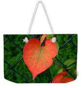 Autumn In July Weekender Tote Bag