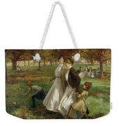 Autumn In Kensington Gardens Weekender Tote Bag