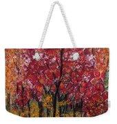 Autumn In Nashville Weekender Tote Bag