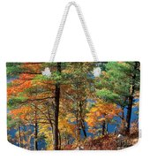 Autumn In New Jersey Weekender Tote Bag