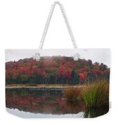 Autumn In Northern Vermont Weekender Tote Bag