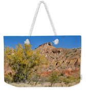 Autumn In Palo Duro Canyon 110213.119 Weekender Tote Bag