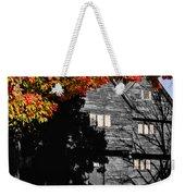 Autumn In Salem Weekender Tote Bag