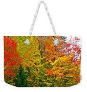 Autumn In Southwest Michigan Weekender Tote Bag