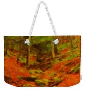 Autumn In Sproul State Forest Weekender Tote Bag