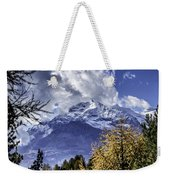 Autumn In The Alps 2 Weekender Tote Bag