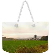 Autumn In The Butternut Valley-seven Weekender Tote Bag