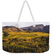 Autumn In The Colorado Mountains Weekender Tote Bag