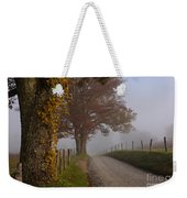 Autumn In The Cove Weekender Tote Bag