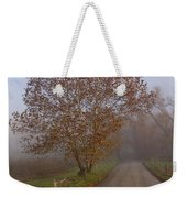 Autumn In The Cove V Weekender Tote Bag