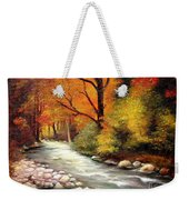 Autumn In The Forest Weekender Tote Bag