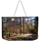 Autumn In The Pines Weekender Tote Bag