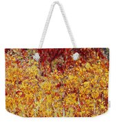 Autumn In The Pioneer Valley Weekender Tote Bag