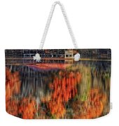 Autumn In The Smokey's Weekender Tote Bag