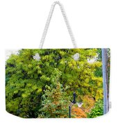 Autumn In The Suburbs Weekender Tote Bag
