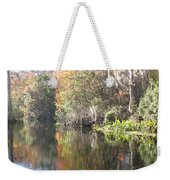Autumn In A Swamp Weekender Tote Bag
