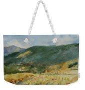 Harvest Time In Napa Valley Weekender Tote Bag