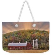 Autumn In Wellsboro Weekender Tote Bag