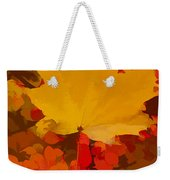 Autumn Is A State Of Mind More Than A Time Of Year Weekender Tote Bag