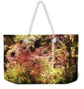 Autumn Is In The Air Weekender Tote Bag