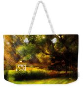 Autumn - Landscape - Past And Present Weekender Tote Bag