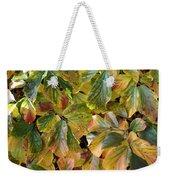 Autumn Leaves 79 Weekender Tote Bag