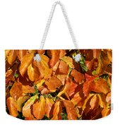 Autumn Leaves 82 Weekender Tote Bag