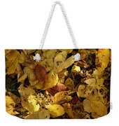 Autumn Leaves 94 Weekender Tote Bag