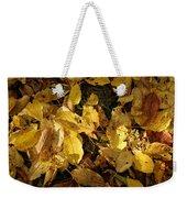 Autumn Leaves 95 Weekender Tote Bag