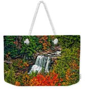 Autumn Magic Paint Weekender Tote Bag