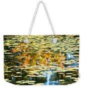 Autumn Marsh Weekender Tote Bag