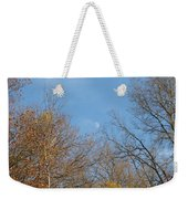 Autumn Moonrise Weekender Tote Bag