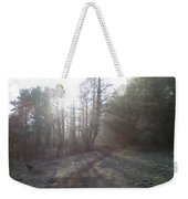 Autumn Morning 3 Weekender Tote Bag