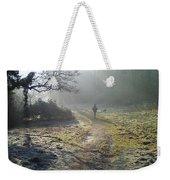 Autumn Morning  Weekender Tote Bag by David Stribbling