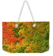Autumn Mosaic Nj Weekender Tote Bag