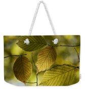 Autumn Mosaic Weekender Tote Bag