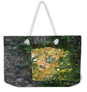 Autumn Naturally Framed Weekender Tote Bag