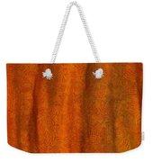 Autumn Number Three Weekender Tote Bag