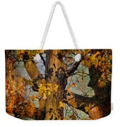 Autumn Oaks In Dance Mode Weekender Tote Bag