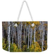 Autumn On Mcclure Pass Weekender Tote Bag