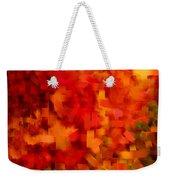 Autumn On My Mind Weekender Tote Bag