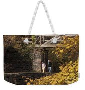 Autumn On The C And O Canal Weekender Tote Bag