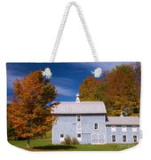 Autumn On The Farm Weekender Tote Bag