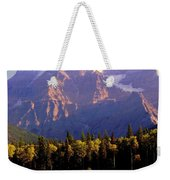 Autumn On The Mount Weekender Tote Bag
