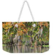 Autumn On The St. Johns Weekender Tote Bag