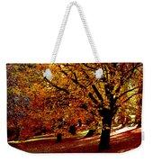 Autumn On Wombat Hill II Weekender Tote Bag