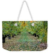 Autumn Orchard Weekender Tote Bag