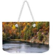 Autumn Palette Weekender Tote Bag