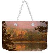 Autumn Paper Weekender Tote Bag